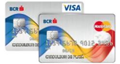 , Prin card de credit emis de BCR: - CLICK AICI PENTRU DETALII